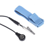 SCS 4mm Stud Anti-Static Wrist Strap 1.8288m Length Cord