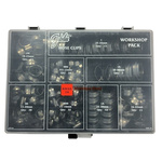 Jubilee 143 Piece A4 316 Stainless Steel P-Clip Kit