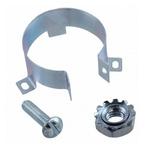 Cornell-Dubilier Capacitor Bracket Steel