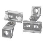 RS PRO Steel Horizontal Flange, 3 → 8 mm, M6