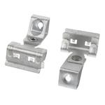 RS PRO Steel Horizontal Flange, 8 → 14 mm, M6