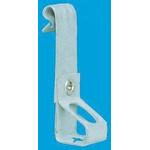 RS PRO Steel Vertical Flange, 1.5 → 5 mm, M6