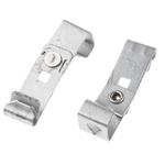 RS PRO Steel Vertical Flange, 5 → 7 mm, M10