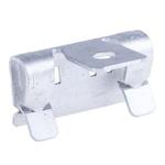 RS PRO Steel Girder Suspension Clip & Hanger, 3 → 8 mm