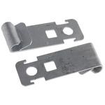 RS PRO Steel Girder Suspension Clip & Hanger, 1.5 → 5 mm