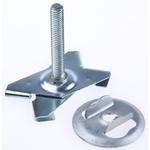 RS PRO Steel Girder Suspension Clip & Hanger, 25 mm