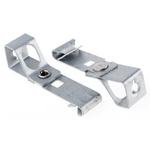 RS PRO Steel Vertical Flange, 1.5 → 5 mm, M8