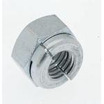 Aerotight, M10, Bright Zinc Plated Steel Aerotight Lock Nut