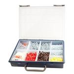 RS PRO 606 Piece Masonry Fixing Kit