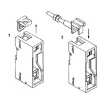 Eaton Bussmann Series Stud Conversion Kit Back Stud