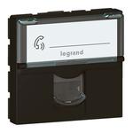 Legrand Mosaic Series, Cat6 1 Way Socket,With STP Shield Type
