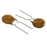 Littelfuse 1A Hold current, Radial Leaded PCB Mount Resettable Fuse, 32V dc