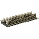 Schurter 10A PCB Mount Fuse Holder for 5 x 20mm Cartridge Fuse, 600V ac
