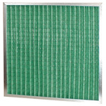 Camfil AeroPleat I Metal Pleated Panel Filter, Cotton, Synthetic Fibre Media, G4 Grade, 592 x 287 x 50mm