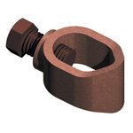 WJ Furse Copper Alloy Rod to Cable Clamp Nominal Rod dia. 16mm