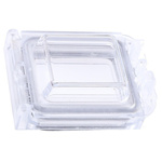 Fibox 60 x 16 x 77mm Inspection Window for use with 2 Module Enclosure