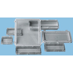 Fibox 199 x 16 x 77mm Inspection Window for use with 10 Module Enclosure