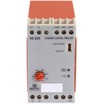 Broyce Control Level Controller - DIN Rail Mount, 230 V ac 1