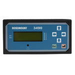 Rosemount 3490 Series Level Controller - Panel Mount ATEX, 115 [arrow/] 230 V ac 1 Current, Voltage Input 1 x 4 - 20mA