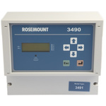 Rosemount 3490 Series Level Controller - Wall Mount ATEX, 115 [arrow/] 230 V ac 1 Current, Voltage Input 1 x 4 - 20mA +