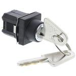 Key Switch, 100 mA @ 30 V dc 3-Way, -20 → +60°C