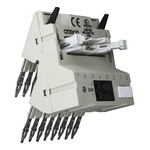 Interface Module for use with G2RV-SR500 Slim I/O Relay, G2RV-SR501 Slim I/O Relay, G3RV-SR500 Slim I/O Relay