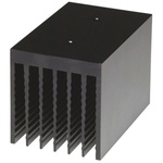 DIN Rail Solid State Relay Heatsink for use with 77.25 Series