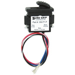 IP66 Hall Effect Switch Slide Pre-wired Proportional On-Off-On, Maximum of 5 V dc