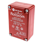 Rotacam 440H Hinge Switch, 2NC (Safety), NO (Auxiliary)