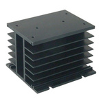 Panel Mount Solid State Relay Heatsink for use with Single Phase SSR, Two Phase SSR