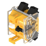 Modular Switch Actuator, IP67, Panel Mount for use with Series 14 Switches -25°C +55°C