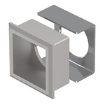 Modular Switch Bezel for use with Series 61 Switches