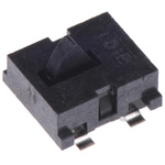 Door Micro Switch Vertical, SPST 1 mA @ 5 V dc, -10 → +60°C