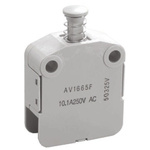 SPST-NC Safety Interlock Switch, 10.1 A @ 250 V ac