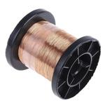 Block Single Core 0.15mm diameter Copper Wire, 509m Long