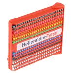 HellermannTyton Slide On Cable Marking Kit Helagrip, 1.3 → 2.8mm, 600 Markers