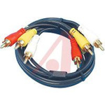 CABLE, TRIPLE RCA 3 FOOT