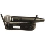 Shure Hand Held Wireless Microphone GLXD24UK/SM58
