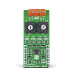 MikroElektronika Comparator mikroBus Click Board for LM2903 IC