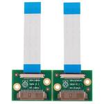 Raspberry Pi Compute Module CM1 Display & Camera Adapter Boards