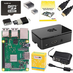 Canakit Raspberry Pi 3 B+ 32GB Professional Starter Kit from Canakit