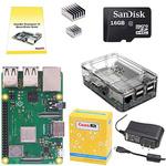 Canakit Raspberry Pi 3 B+ 16GB Starter Kit from Canakit