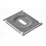 Cablofil International Wire Basket Electrogalvanised steel Cable Tray Fixing Plate