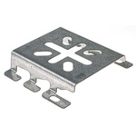 Cablofil International Wire Basket Pre-Galvanised Steel Universal Mounting Plate