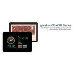 4D Systems SK-gen4-43DT, Gen4 Diablo16 4.3in Resistive Touch Screen Starter Kit