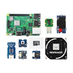 Seeed Studio Seeed Studio Grove Starter Kit for Azure IoT Edge with Raspberry Pi 3 B+