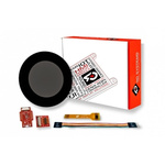 4D Systems SK-pixxiLCD-13P2-CTP-CLB, pixxiLCD-13 TFT Starter Kit With pixxiLCD-13P2, pixxiLCD-13P2-CTP-CLB for