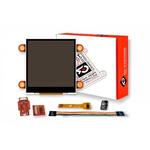 4D Systems SK-pixxiLCD-25P4, pixxiLCD-25 TFT Starter Kit With pixxiLCD-25P4, pixxiLCD-25P4-CTP for pixxiLCD-25 Embedded