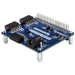DesignSpark Pmod HAT with 3 Digilent Pmod Sockets for Raspberry Pi