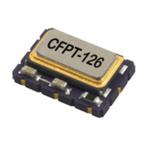 IQD 16.384MHz TCXO Oscillator, HCMOS ±0.5ppm SMDLFTVXO009915